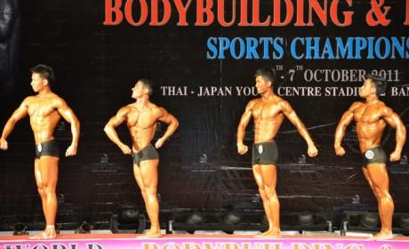 Чемпионат мира по бодибилдингу и фитнесу 2011 WBPF