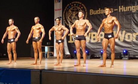 Кубок мира по бодибилдингу фитнесу и бикини WBPF 2012 в Будапеште