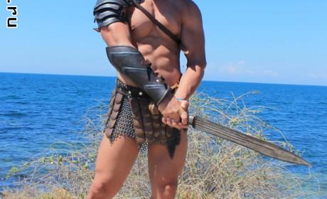 Спартак на руинах Херсонеса